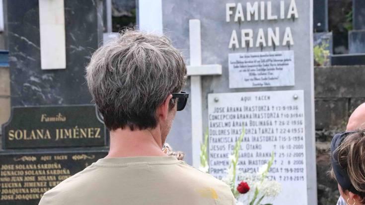Jose Arana Irastorzaren omenaldia iruditan