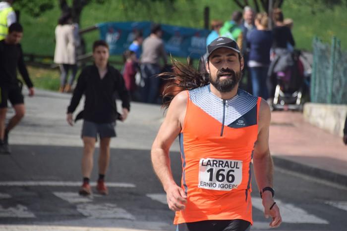 Hassan Ait Chaou eta Maite Etxezarreta garaile - 135