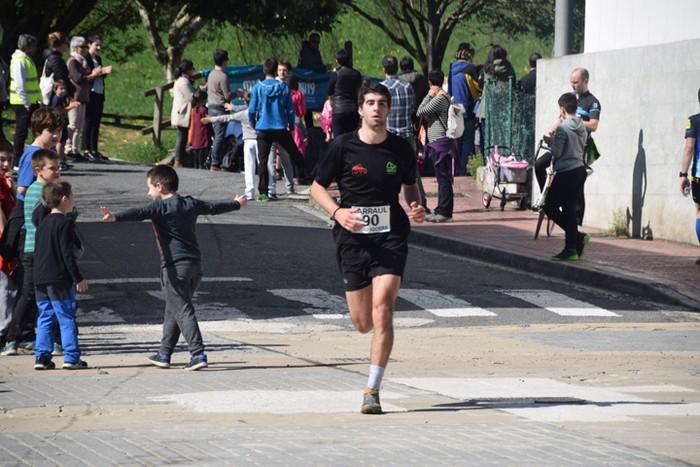 Hassan Ait Chaou eta Maite Etxezarreta garaile - 42