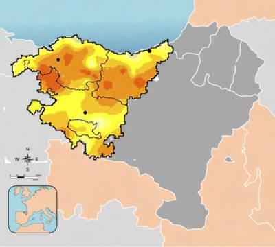 Euskal Autonomia Erkidegoko puntu beroena: Alegia