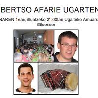 III. Bertso afaria Ugarten