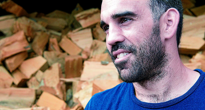 Joseba Otaegi txapelaren lehian