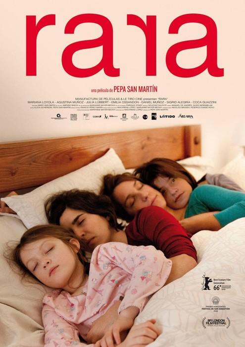 'Rara' filma Leidorren, LGTBI kolektiboaren Latinoamerikako errealitatea ezagutarazteko