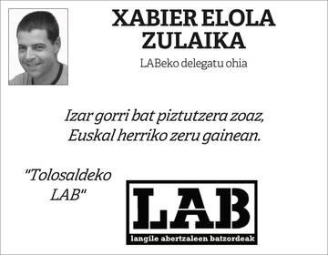Xabier Elola Zulaika