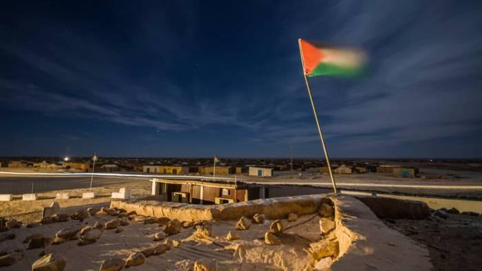 Leihoa Mendebaldeko Saharari begira