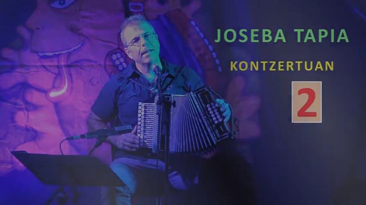 'Joseba Tapia kontzertuan' (2)