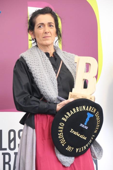 Albizturko Iriarte baserrikoa, babarrunik onena - 38