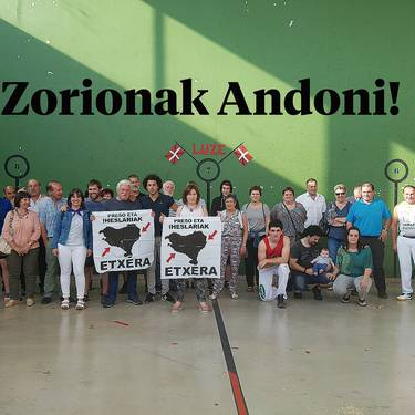 ZORIONAK ANDONI!