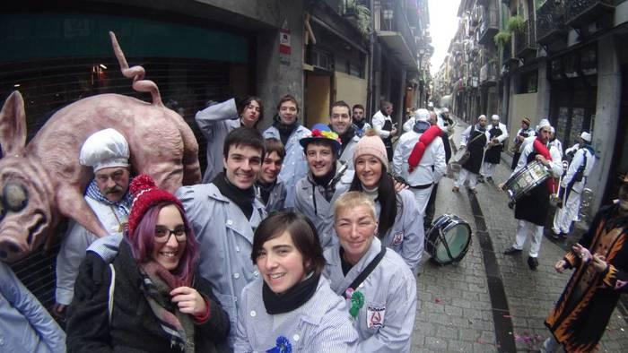 2018ko inauterietako selfie lehiaketa! - 23