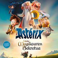 Asterix. Edabe magikoaren sekretua, filma