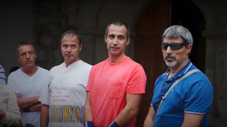 Andoni Otegi Almeriako espetxetik Logroñokora lekualdatuko dute