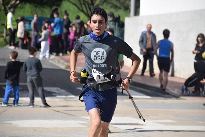 Hassan Ait Chaou eta Maite Etxezarreta garaile - 58