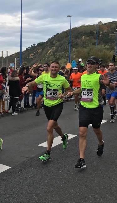 Iñaki Goñi: «Pozik gaude, lasterketa polita izan da»