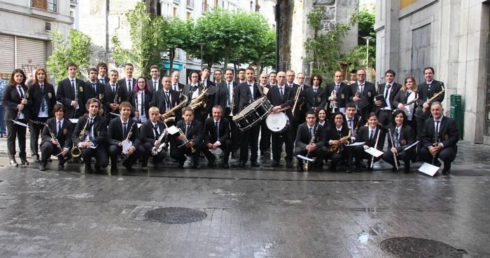 Tolosako Musika Banda