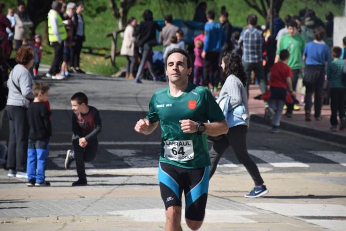 Hassan Ait Chaou eta Maite Etxezarreta garaile - 50