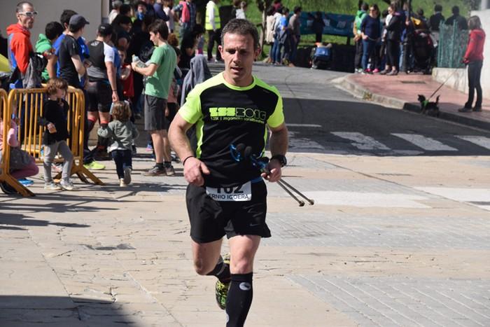 Hassan Ait Chaou eta Maite Etxezarreta garaile - 116