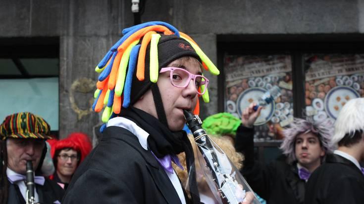 Iñigo Irurzun, inauterizalea: «Txarangarik gabeko inauteriak  pentsaezinak dira»