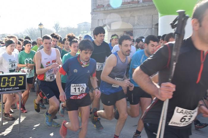 Hassan Ait Chaou eta Maite Etxezarreta garaile - 17