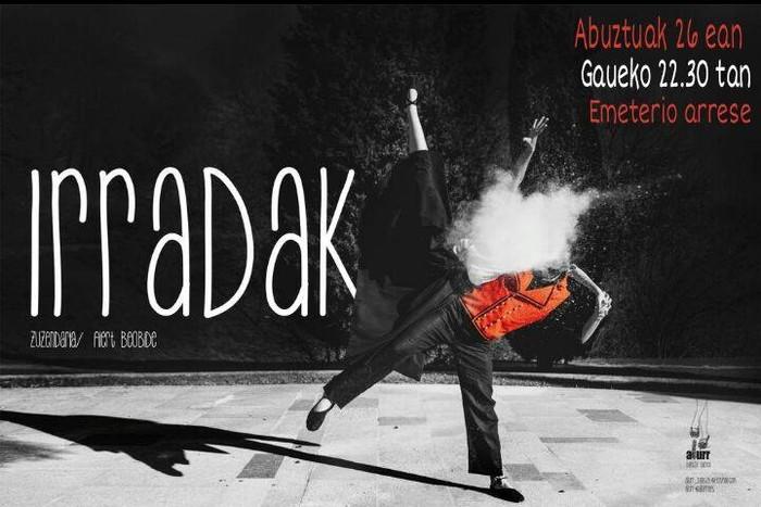 'Irradak' emanaldia estreinatuko du Alurrek