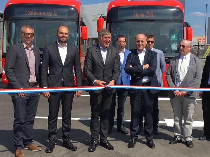 Luxenburgok Irizar ie bus modeloko 10 autobus elektriko erosi ditu