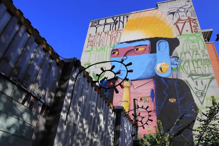 Arte urbanoa