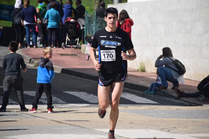 Hassan Ait Chaou eta Maite Etxezarreta garaile - 86