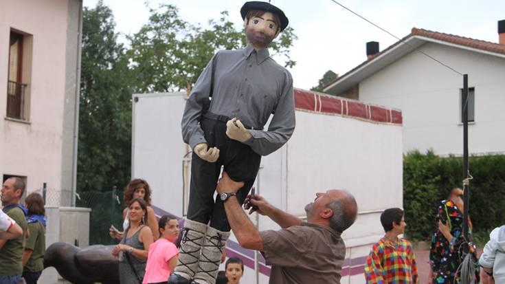 Larraulgo San Esteban jaiak 2018