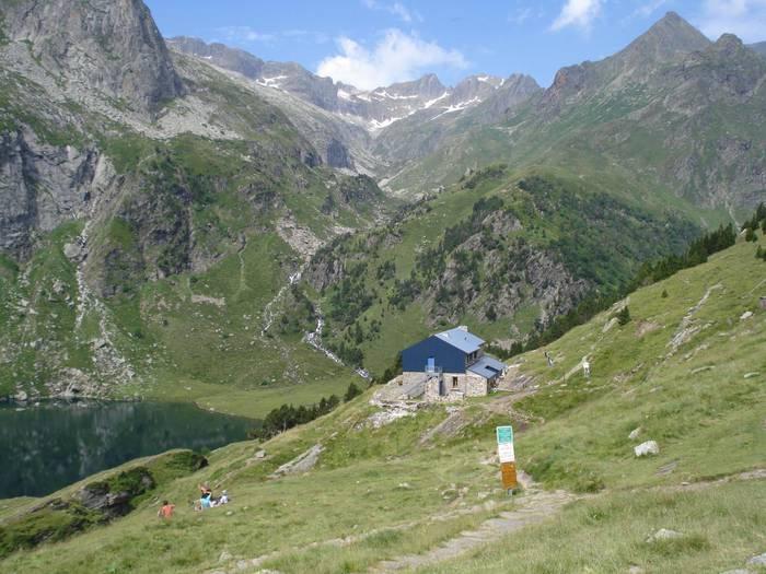 Pirinioetara asteburu osoko irteera antolatu du Alpino Uzturrek