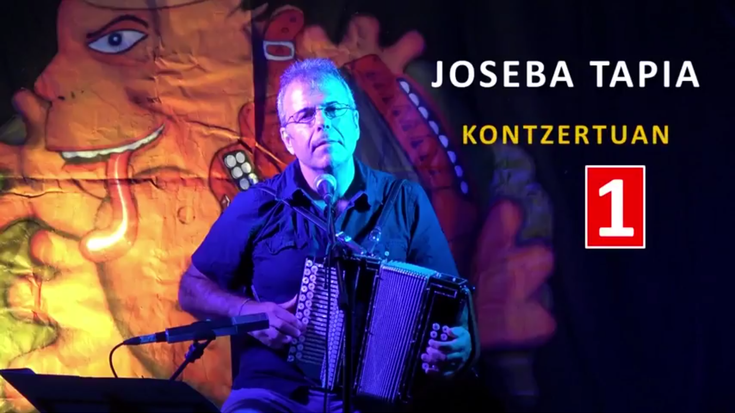 Joseba Tapia kontzertuan (1)