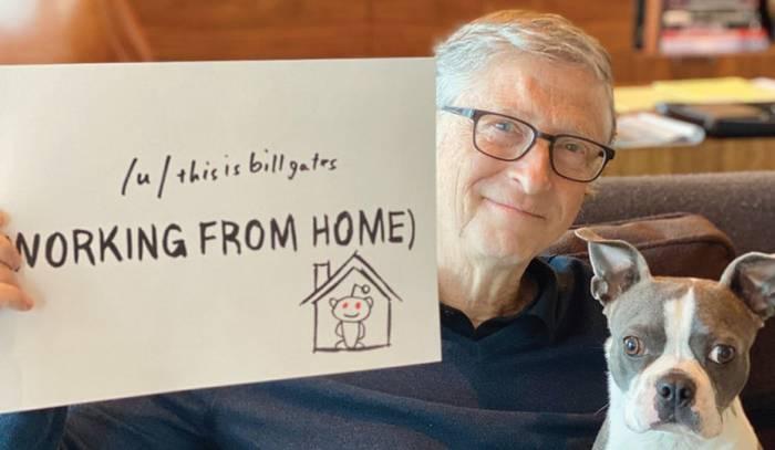 Filantropoa ez, COVID-19ari esker aberastu nahi duen kapitalista dugu Bill Gates