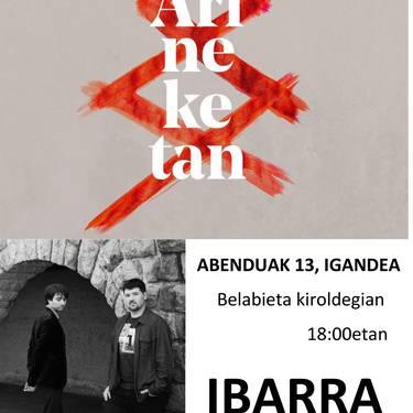 'Arineketan' emanaldia