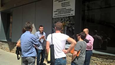 Energiaren inguruko esperientziak ezagutzen Katalunian, Piztu Tolosaldea