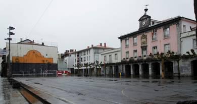 Udalak Errebote plaza eraberritzeko proiektua onartu du, dekretuz, eztabaidarik gabe eta herritarrei bizkarra emanda