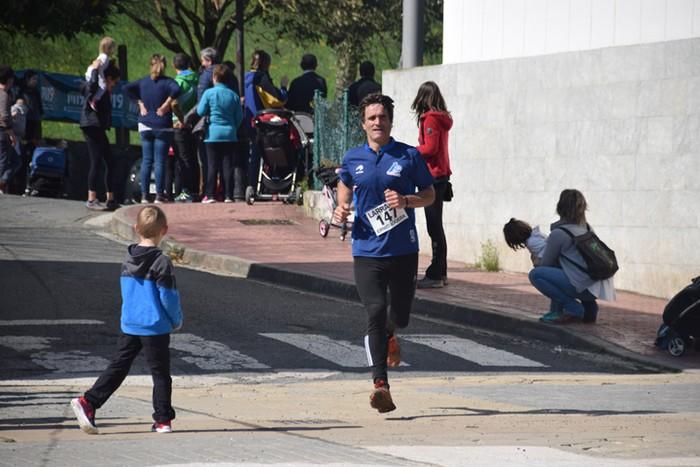 Hassan Ait Chaou eta Maite Etxezarreta garaile - 91