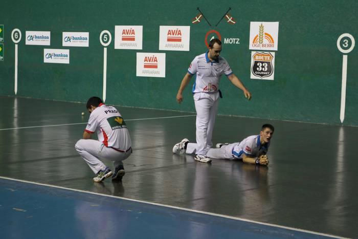 Aurrera Tolosa CF-k eta Beotibarrek kale