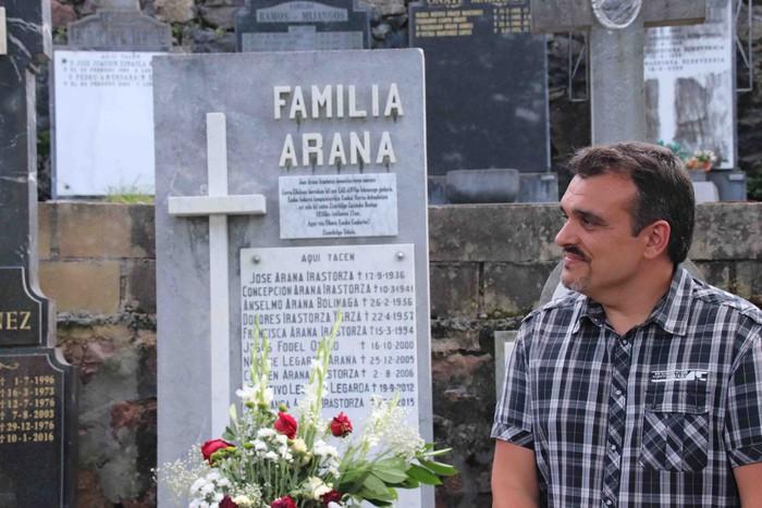 Jose Arana Irastorzaren omenaldia iruditan - 12