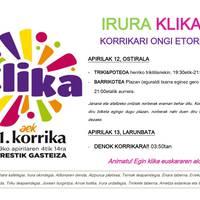 Irura Klika!