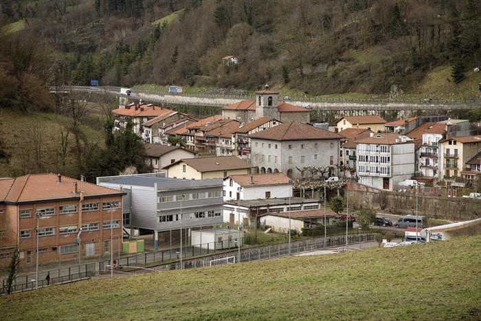 Eraikitzen hasi aurretik euskararen hauskortasuna neurtu dute Alegian