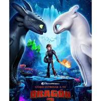 Haurrentzako zinema: 'Cómo entrenar a tu dragón 3'