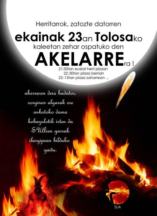 AKELARREA 2014