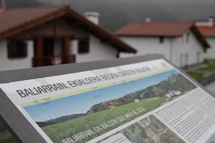 Herritarren %82 plan orokorra egitearen alde agertu da Baliarrainen