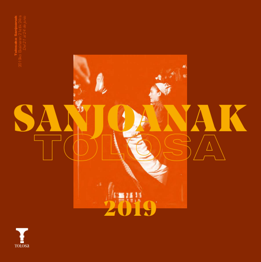 Tolosako San Joan Jaiak 2019: EGITARAUA