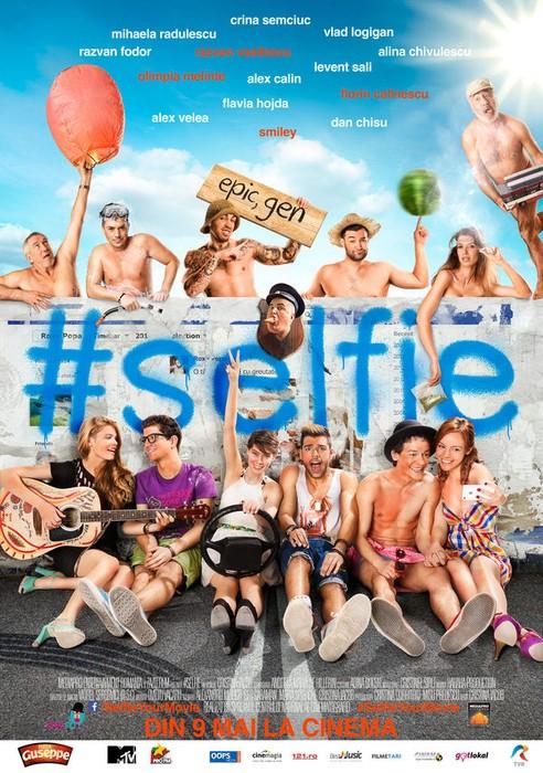 Selfie, filma