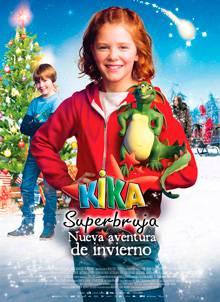 Kika superbruja, nueva aventura de invierno filma