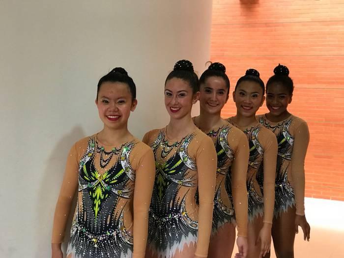 Tolosako gimnastak, Euskadiko bigarren