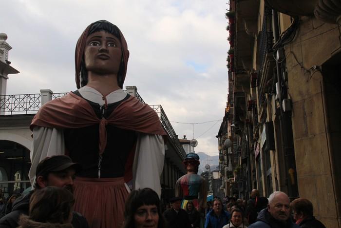 Babarrunaren aitzakian, Euskal Jaia - 16
