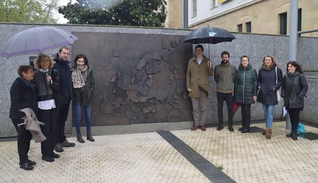 Inauguratu dute Europako Hizkuntzen Mapa berria