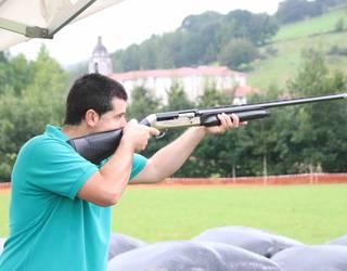Bidanian, usakume tiroketa egingo dute larunbatean