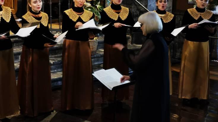 Glier College Vocal Group (Ukrania)