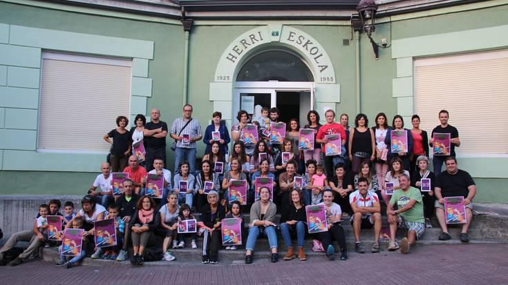 Brigada feminista, etxera laguntzeko